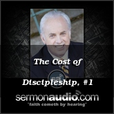 The Cost of Discipleship, #1