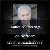 Love: A Feeling, or Action?