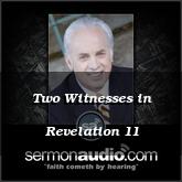 Two Witnesses in Revelation 11