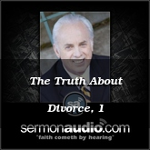 The Truth About Divorce, 1