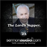 The Lord's Supper, 2A