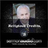 Religious Credits, B