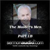 The Master's Men Part 1B
