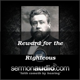 Reward for the Righteous