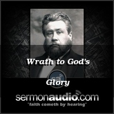 Wrath to God's Glory
