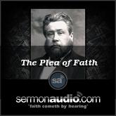 The Plea of Faith
