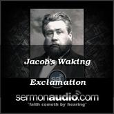 Jacob's Waking Exclamation