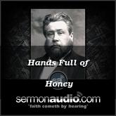Hands Full of Honey