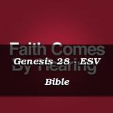 Genesis 28 - ESV Bible