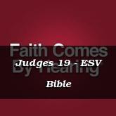 Judges 19 - ESV Bible