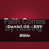 Daniel 09 - ESV Bible