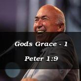 Gods Grace - 1 Peter 1:9
