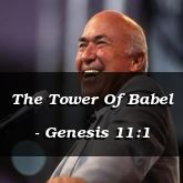 The Tower Of Babel - Genesis 11:1