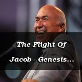 The Flight Of Jacob - Genesis 31:1