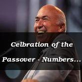 Celbration of the Passover - Numbers 9:12 - C3045C