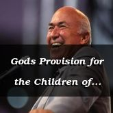 Gods Provision for the Children of Israel - Numbers 11:31 - C3046B