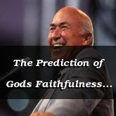 The Prediction of Gods Faithfulness - 2 Kings 7:1 - C3114C