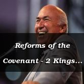 Reforms of the Covenant - 2 Kings 23:12 - C3122C