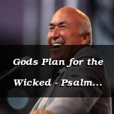 Gods Plan for the Wicked - Psalm 7:10 - C3170B