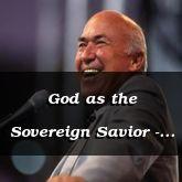 God as the Sovereign Savior - Psalm 18:1 - C3172B