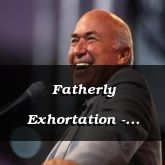 Fatherly Exhortation - Proverbs 23:1 - C3229A