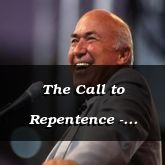 The Call to Repentence - Isaiah 1:5 - C3242B