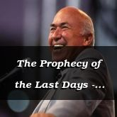 The Prophecy of the Last Days - Isaiah 13:13 - C3248C
