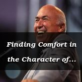 Finding Comfort in the Character of God - Isaiah 40:12 - C3260B