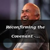 Reconfirming the Covenant - Jeremiah 33:1 - C3298A