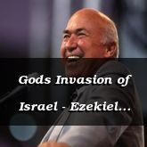 Gods Invasion of Israel - Ezekiel 38:1 - C3333A
