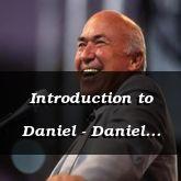 Introduction to Daniel - Daniel 1:1-2:6 - C2155A