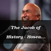 The Jacob of History - Hosea 12:2-13:1 - C2161C