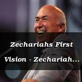 Zechariahs First Vision - Zechariah 1:7-2:10 - C2171B