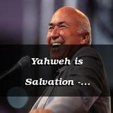 Yahweh is Salvation - Matthew 1:19-2:9 - C2501C