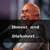 Honest, and Dishonest Questions - Mark 12:29-31 - C2523C