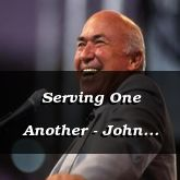 Serving One Another - John 13:17-14:1 - C2549B