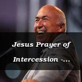 Jesus Prayer of Intercession - John 17:11-26 - C2551D
