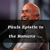 Pauls Epistle to the Romans - Romans 1:1-17 - C2570A