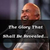 The Glory That Shall Be Revealed - Romans 8:18-28 - C2574C