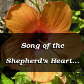 Song of the Shepherd's Heart based on I Thessalonians 1.1 3.12 2.8 2.19-20