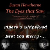 Pipers 3 Ships/God Rest You Merry - English Folk / Hawthorne