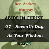 07 - Seventh Day: As Your Wisdom