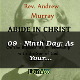 09 - Ninth Day: As Your Sanctification