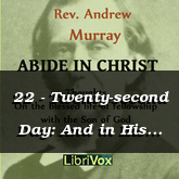 22 - Twenty-second Day: And in His Love