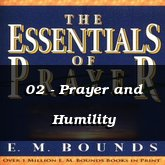02 - Prayer and Humility