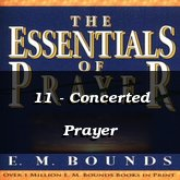 11 - Concerted Prayer