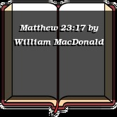 Matthew 23:17