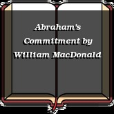 Abraham's Commitment
