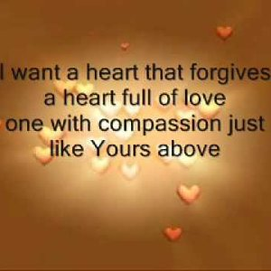 A Heart That Forgives