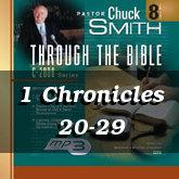 1 Chronicles 20-29